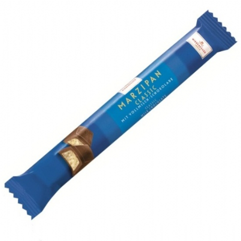 Long Stick Milk Chocolate Marzipan NIEDEREGGER 40g